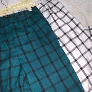 Striped Pants Combo